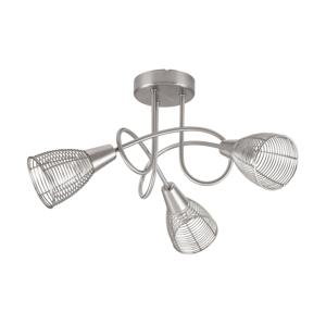 Rabalux Rabalux 6037 - Stropní svítidlo VERONICA 3xE14/40W/230V RL6037