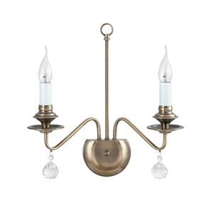 Rabalux Rabalux 7057 - Nástěnné svítidlo BEATRICE 2xE14/40W RL7057
