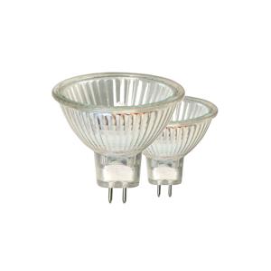 EDI Light SADA 2x Halogenová žárovka MR16 GU5,3/50W/12V EG10182