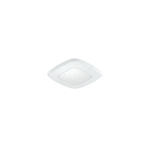 Steinel STEINEL 033033 - Prezenční hlásič IR Quattro SLIM XS KNX bílý ST033033