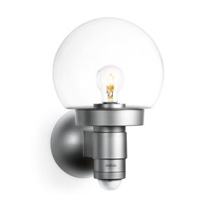 Steinel Steinel 657512 - Venkovní senzorové nástěnné svítidlo L 115 S 1xE27/60W/230V ST657512
