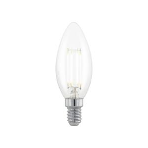 Eglo Stmívatelná LED žárovka C35 E14/3,5W/230V - Eglo 11708 EG11708