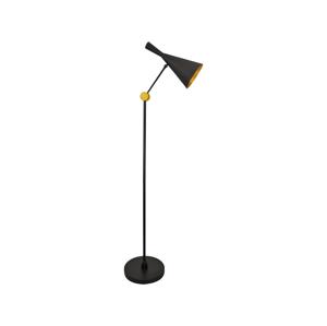 Polux Stojací lampa MODERN 1xE27/20W/230V černá SA0618