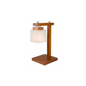Lamkur Stolní lampa KUBUS 1xE27/60W/230V LA14227
