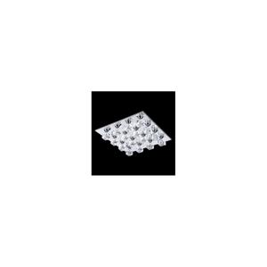 Luxera Stropní svítidlo NASSAU 16xG4/20W 64306