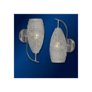 TOP LIGHT TOP LIGHT Nástěnné svítidlo - DAVOS E27/60W TP0339