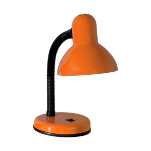 TOP LIGHT Top Light - Stolní lampa STUDENT 1xE27/60W/230V oranžová TP0857