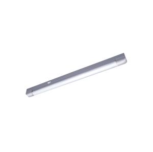 TOP LIGHT Top Light ZS 18 STR - Zářivkové svítidlo 1xT8/18W stříbrná TP1070