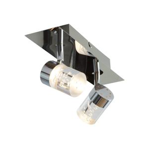 Wofi Wofi 7806.02.01.0044 - LED Bodové svítidlo MAAR 2xLED/5W/230V W0366
