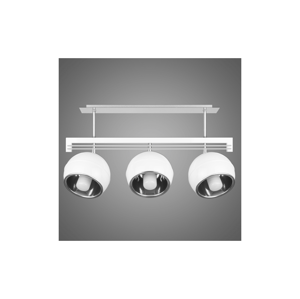 Kemar Závěsné svítidlo QUARA SG/KU/3/W 3xE27/60W bílá PD437